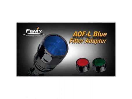 Фильтр Fenix AOF-L красный, фото 2