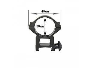 Крепление на оружие для фонаря (Байонет 18 мм), фото 2