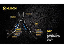 Мультитул Ganzo G109, фото 3
