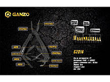 Мультитул Ganzo G201B, фото 3