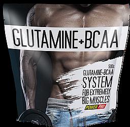 Power Pro Glutamine+BCAA 500g
