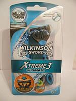 Wilkinson Sword (Schick) Стан. однор. Xtreme3 8шт.