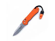 Нож Ganzo G7452P-WS (черный, оранжевый), фото 2