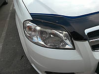 Реснички на фары Chevrolet Aveo шевролет авео
