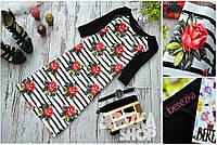 Модные платья-трапеция с рукавом в три-четверти(расцветки)