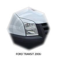 Реснички на фары Ford Transit 2006+ г.в.