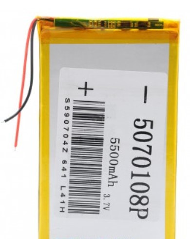 Аккумулятор универсальный 5070108P
