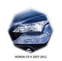 Реснички на фары Honda CR-V 2007-2011 г.в.