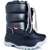 Зимові чобітки (зимние дутики) Demar Lucky чорний