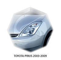 Реснички на фары Toyota PRIUS 2003-2009 г.в.