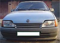 Реснички на фары Opel Kadett 1984-1993 г.в. (Опель Кадет)