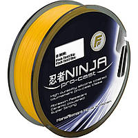 Леска Lineaeffe FF Ninja Cast 0.200мм 250м. FishTest-5,30кг оранжевая (3700720)