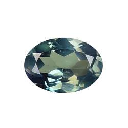 ALEXANDRITE  Александрит  0.20Ct 3.82 x 2.72 x 1.86 mm