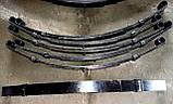 Рессора Волга (Газ) 5 листов, укороченная для прицепа, фото 2