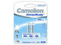 Аккумулятор Camelion R3 (ААА), 900mAh Ni-MH, always ready