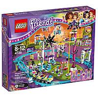 Конструктор LEGO Friends Парк развлечений Американские горки (41130)