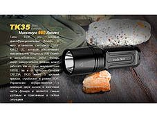 Фонарь Fenix TK35 (2015 Edition) Cree XM-L2 (U2) LED, фото 3