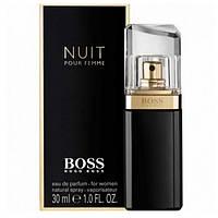 Женская парфюмированная вода Hugo Boss Boss Nuit Femme for Women Eau de Parfum (EDP) 30ml