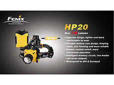 Налобный фонарь Fenix HP20 Cree XP-G R5, фото 3