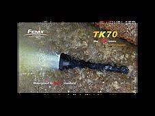 Фонарь Fenix TK70 Cree XM-L, фото 3