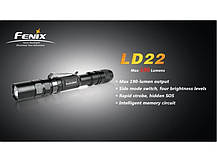 Фонарь Fenix LD22 Cree XP-G R5, фото 2