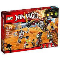 Конструктор LEGO Ninjago Робот-спасатель Ронина (70592)