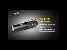 Фонарь Fenix PD22 Cree XP-G2 (R5), фото 3