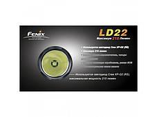 Фонарь Fenix LD22 Cree XP-G2 (R5), фото 3