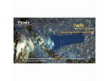 Фонарь Fenix TK75 Cree XM-L2 (U2), фото 3
