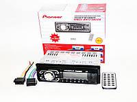 Практичная автомагнитола Pioneer 2052 ISO. Хорошее качество. Громкий звук. Стильный дизайн. Купить. Код:КДН882