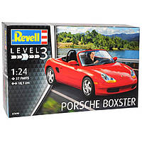 Сборная модель Revell Автомобиль Porsche Boxster 1:24 (7690)