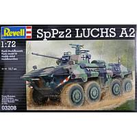 Сборная модель Revell Боевая разведывательная машина SpPz 2 Luchs 1:72 (3208)