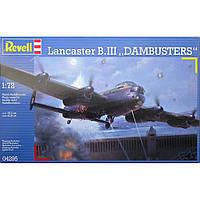 Сборная модель Revell Бомбардировщик Lancaster Dam Buster 1:72 (4295)