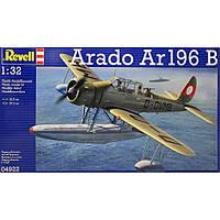 Сборная модель Revell Гидросамолёт-разведчик Arado Ar196B 1:32 (4922)
