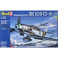 Сборная модель Revell Истребитель Messerschmitt Bf109 G-6 1:32 (4665)