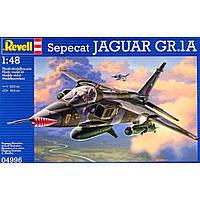 Сборная модель Revell Истребитель-бомбардировщик Sepecat Jaguar GR.1A 1:48 (4996)