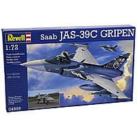 Сборная модель Revell Многоцелевой истребитель Saab JAS 39C Gripen 1:72 (4999)