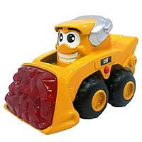 Спецтехника Toy State Минипогрузчик Маркус со светом и звуком 16 см (80412)