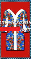 Изумительно красивое женское платья, цвет - синий,  до 52 р, 458/418 (цена за 1 шт. + 40 гр.)