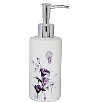 Диспенсер для мыла  'Каллы' (6,5*18см,300мл)