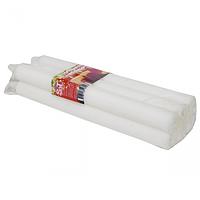 Набор свечей 6шт парафиновых / 19 см / 45 грамм