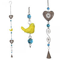 Подвесной декор Птичка 100 см