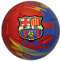 Мяч для футбола Grippy Barcelona (сине-красный)