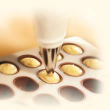 Інгредієнти для шоколадних цукерок