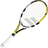 Теннисная ракетка Babolat Drive Team yellow/black unstr 2014 (101192/191)