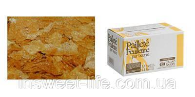 Пластівці французького хрусткого бісквіта Crunchy Crep 2,5 кг/упаковка