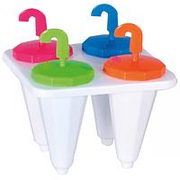Набор формы для мороженого,4 шт 12*12*15см