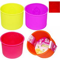 Форма для выпекания кексов Пасхальная h10см,d14см,1.3л