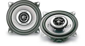 Автомобильная акустика Pioneer TS-G1042R 120 Вт, 2 полосы, 10см, автоакустика,