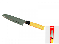 Нож с деревянной ручкой для сыра Маруся 29*4,5см